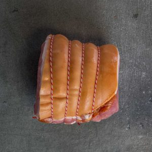 Oak Smoked Traditionally Dry Cured Gammon Joint